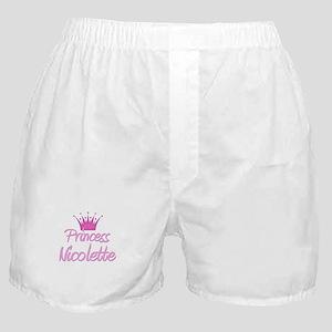 Princess Nicolette Boxer Shorts