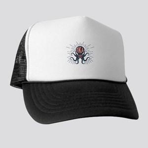 Pi Kappa Alpha Octopus Trucker Hat