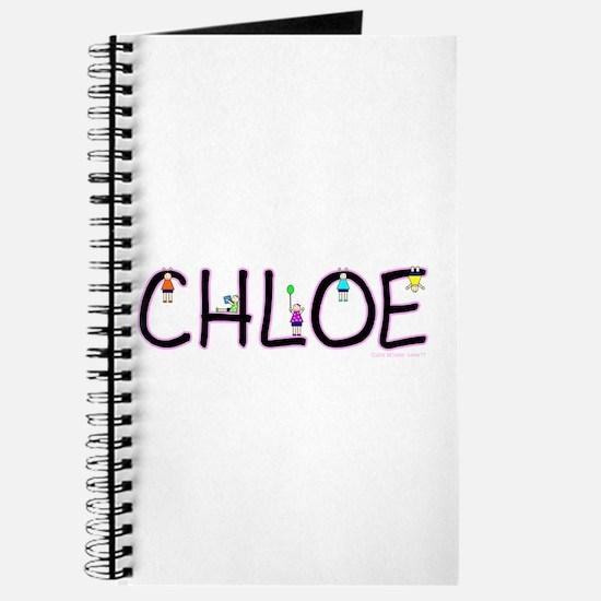 Chloe (Girl) Journal
