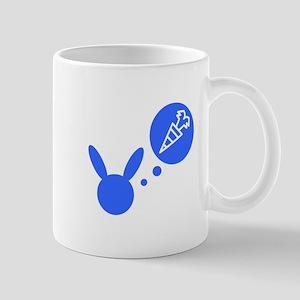 dreaming bunny Mug