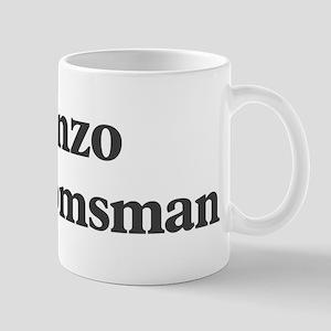 Alonzo the groomsman Mug