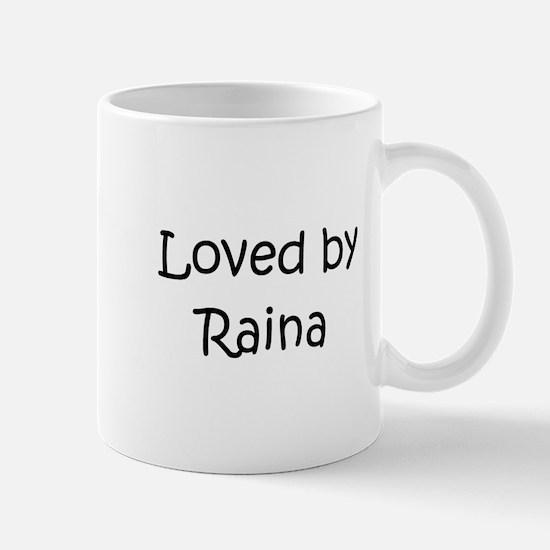 Cool Raina Mug