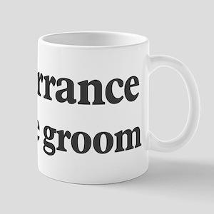 Terrance the groom Mug