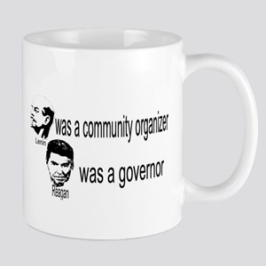 Lenin Community Organizer Mug