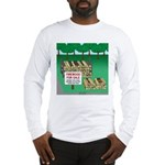 Firewood for Sale Long Sleeve T-Shirt