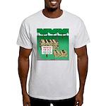 Firewood for Sale Light T-Shirt