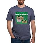 Firewood for Sale Mens Tri-blend T-Shirt