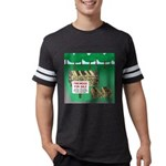 Firewood for Sale Mens Football Shirt