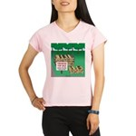 Firewood for Sale Performance Dry T-Shirt