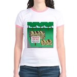 Firewood for Sale Jr. Ringer T-Shirt