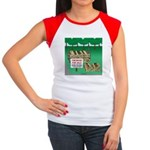 Firewood for Sale Junior's Cap Sleeve T-Shirt