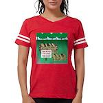 Firewood for Sale Womens Football Shirt