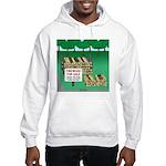 Firewood for Sale Hooded Sweatshirt