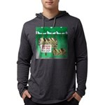 Firewood for Sale Mens Hooded Shirt