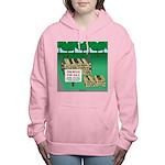 Firewood for Sale Women's Hooded Sweatshirt