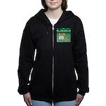 Firewood for Sale Women's Zip Hoodie