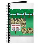 Firewood for Sale Journal