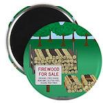 Firewood for Sale Magnet