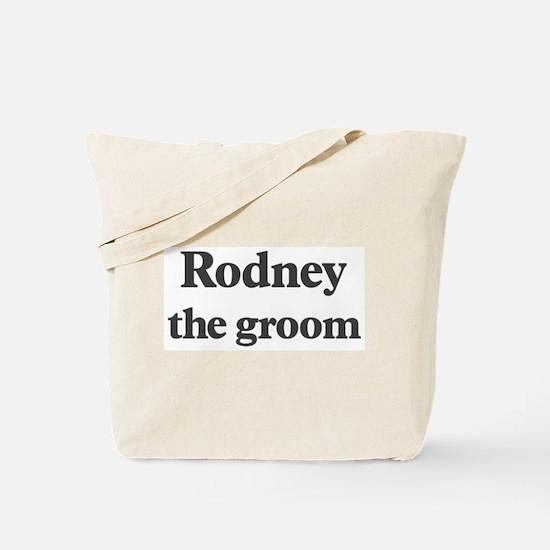 Rodney the groom Tote Bag