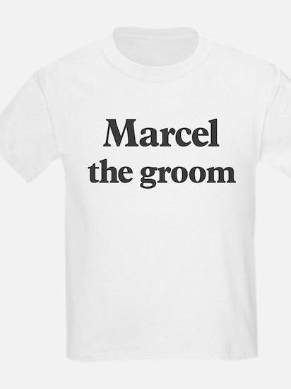 Marcel the groom T-Shirt