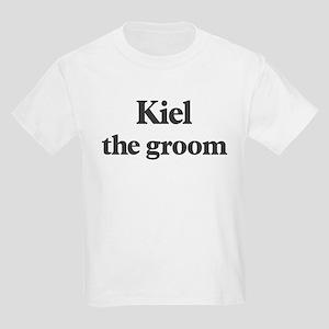 Kiel the groom Kids Light T-Shirt
