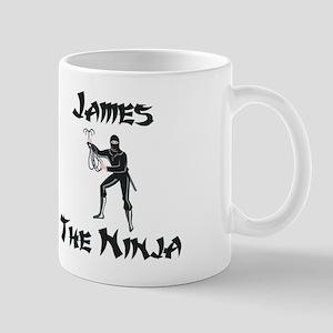 James - The Ninja Mug