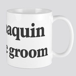 Joaquin the groom Mug
