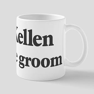 Kellen the groom Mug