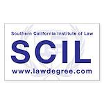 SCIL Rectangle Sticker