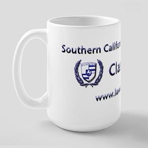 SCIL CLASS OF 2009 Large Mug