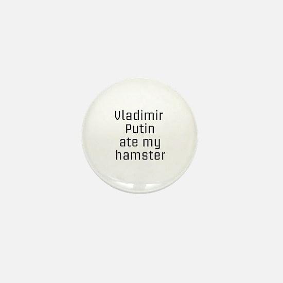 Putin_hamster Mini Button