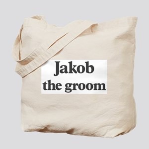 Jakob the groom Tote Bag