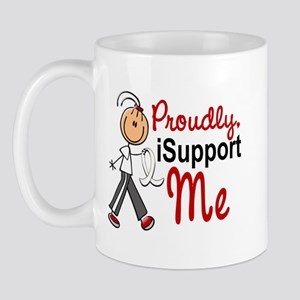 I Support ME 1 (SFT LC) Mug