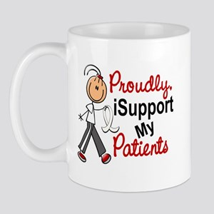 I Support My Patients 1 (SFT LC) Mug
