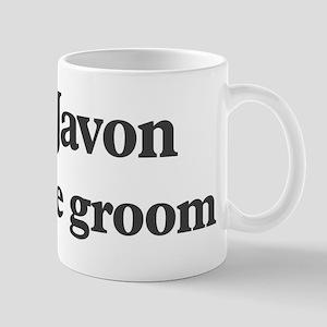 Javon the groom Mug