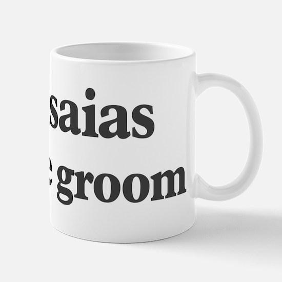 Isaias the groom Mug