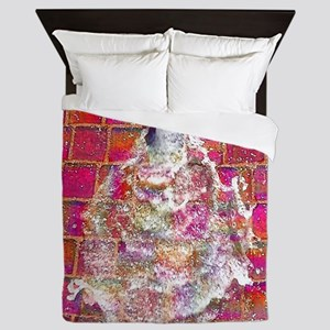 Stream With Color Queen Duvet
