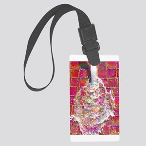 Stream With Color Luggage Tag