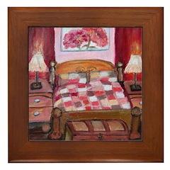 Feng Shui Cure For The Master Bedroom Framed Tile