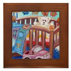 Feng Shui Cure For Children's Bedrooms Framed