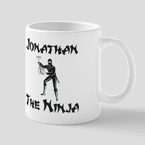Jonathan - The Ninja Mug