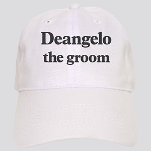 Deangelo the groom Cap