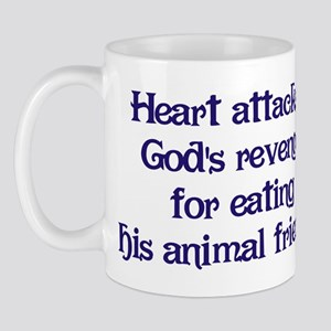 Heart Attacks Mug