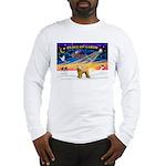 XmasSunrise/Wheaten #2 Long Sleeve T-Shirt