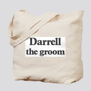 Darrell the groom Tote Bag