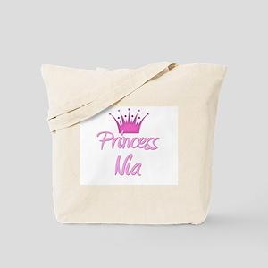 Princess Nia Tote Bag