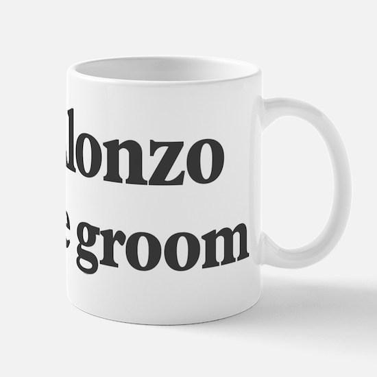 Alonzo the groom Mug