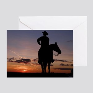 Live to Ride - Greeting Card