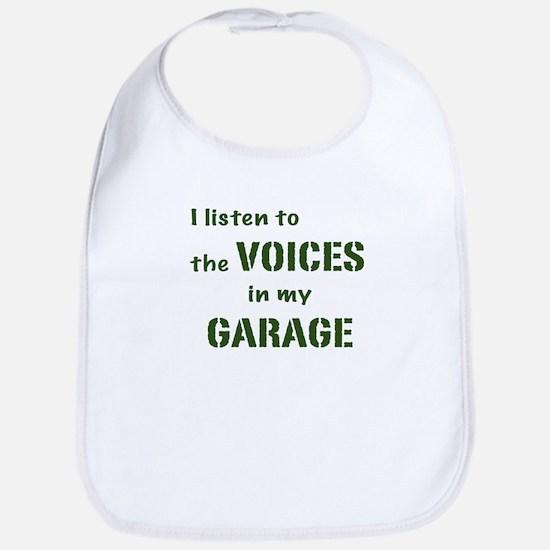 Voices in My Garage Bib