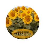 """Extreme Gardener 3.5"""" Button"""